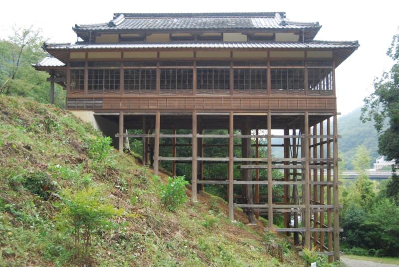 少彦名神社参籠殿