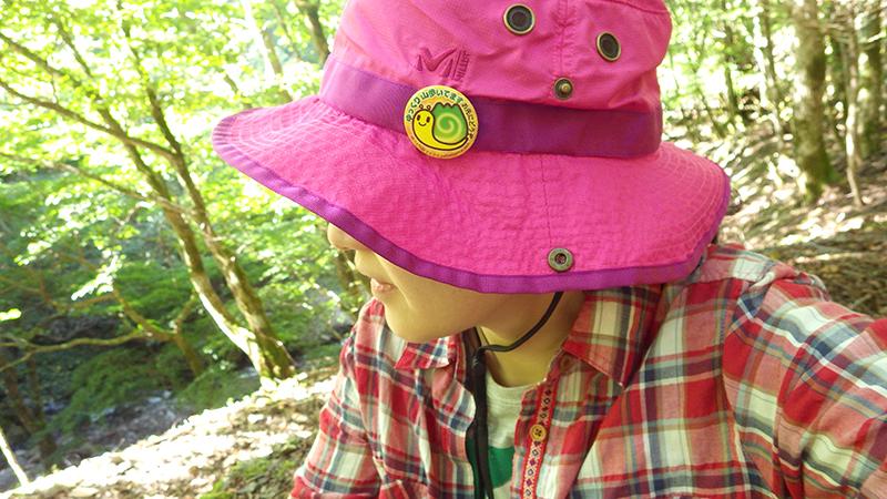 ゆっくり山マイマイと帽子