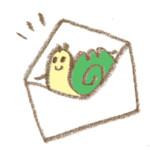 山マイマイ封筒